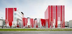 Viviendas Universitarias / Guallart Architects | Plataforma Arquitectura #estudiantes #residencial #arquitectura