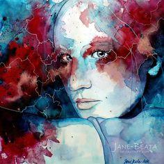Paintings by Jana Lepejova