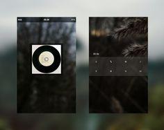 AustinRoesberg #ux #design #ui #mobile #minimal #android