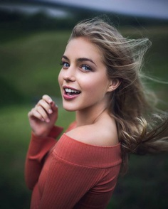Gorgeous Female Portrait Photography by Justin Laurens