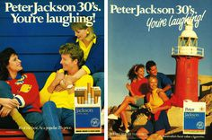 80s cigarette adverts #cigarettes #retro #80s #advertising