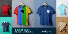 #socialtees #tshirt #clothing #design