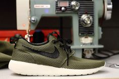 Nike Roshe Run #fashion #design #sneakers