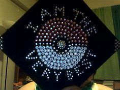 Awesome Graduation Cap Decoration Ideas #decor #school #student #graduate