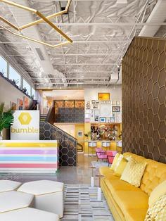 Bumble Headquarters in Austin, Texas / Mark Odom Studio