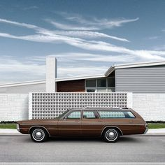 Brilliant Automotive Photography by Daniel Cali