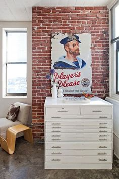 FFFFOUND! | Design*Sponge » Blog Archive » sneak peek: tad & jessica carpenter #interior #design