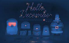Hello December wallpaper by James Oconnell | Flickr