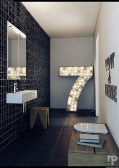 justthedesign:nnBathroom Design By Marcin Pajakn