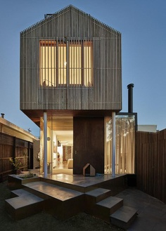 Victorian-Era Cottage In Melbourne Gets a Modern Makeover 1