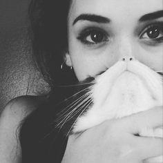 kitty #cat #girl