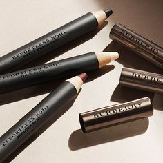 Effortless Kohl from Burberry beauty in heritage inspired shades of Poppy Black, Stone and Oxblood