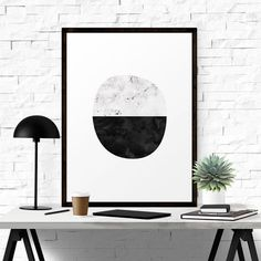 Printable Abstract #wall #art
