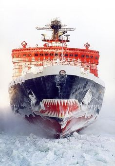 Ice breaker #ship