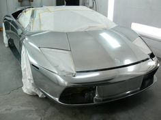 M O O D #in #progress #lamborghini #murcielago #work