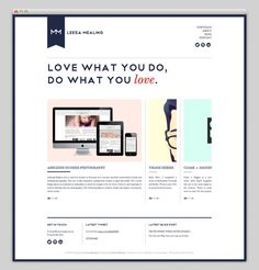The Mealings (amazing transition effects) #layout #website #web #web design