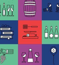 VinePair Leta Sobierajski #design #icons