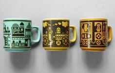 John Clappison. Â« Present&Correct #russian #retro #product #illustration #trend #cup