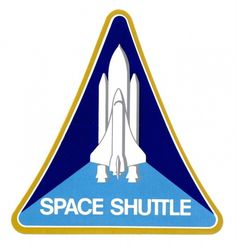 shuttle-patch.jpg 1322×1378 pixels #nasa #logo #identity
