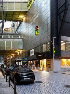 VWArtclub - Street Archer Architectural Ramezani Morteza