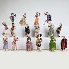 Franz Anton Bustelli #Sets #Teasets #Porcelainsets #Antiqueplates #Plates #Wallplates #Figures #Porcelainfigurines #porcelain