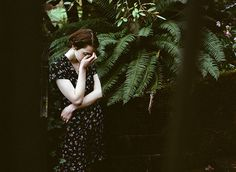 Parker-Fitzgerald-25 #flora #plants #girl #photo #dress