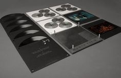 Amon Tobin Deluxe Boxset | Packaging of the World: Creative Package Design Archive and Gallery #packaging #amon tobin
