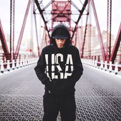 USA Sport Hoodie by 10 Deep #inspiration #photography #hoodie