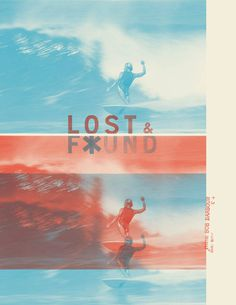 LOOKBOOK_1 #found #lost #surf #book