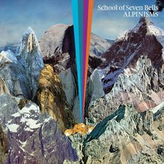 School of seven bells alpinisms image by stratosphering on Photobucket #cover #album #art