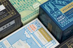 Packaging, Graphic Design, Line Art