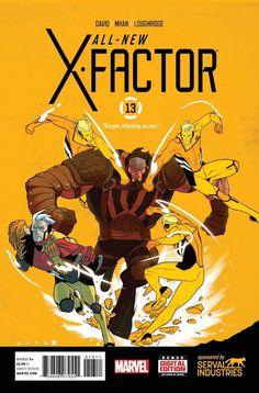 Marvel Comics Previews: 9/3/14