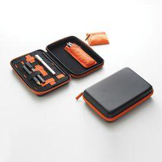 Moleskine Shell Hard Case Large Black