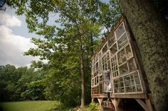 "CJWHO â""¢ (A House Made of Windows 