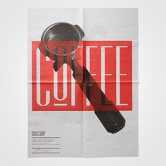 FFFFOUND! #coffee #poster