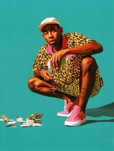 Golf Wang Releases a Highly Saturated 2016 Fall/Winter Collection Tyler the Creator