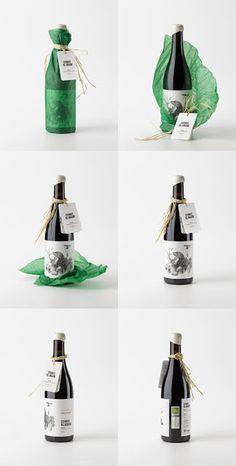 Escondite Del Ardacho #packaging #champagne #website #launch