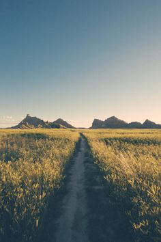 Castle Trail, Badlands National Park