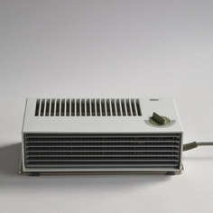 Dieter Rams: Braun H 3 Fan Heater