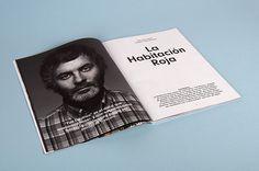 Landos Spread #spread #magazine
