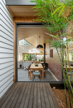 Passive Extension and Renovation, Magnolia Soul Family House 6