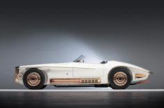 1965 Mercer-Cobra Roadster – Fubiz™ #cars