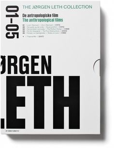 Project Images #packaging #film #typography
