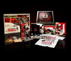 FLUID | Design, Branding, Advertising | + 44 (0)121 212 0121 #movie #red #videogame #retro #black #fluid #sega