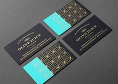 EHD_OliveJuice_02 #pattern #business #branding #hour #print #eight #day #cards