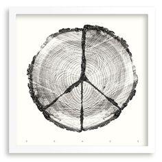 Francesc Moret #peace #silkscreen