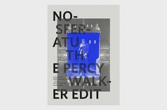 Ritxi Ostáriz. Nosferatu: The Percy Walker edit #print