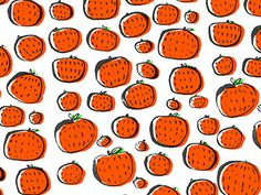 Strawberries, Pattern