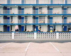 Ebb Tide: Mid-Century Motels on The Southern New Jersey Coastline by Tyler Haughey