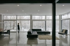 living room / Christopher Simmonds Architect
